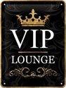 Muurdecoratie VIP Lounge 15 x 20 cm