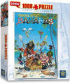 Comic Puzzel Pirates