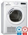 Whirlpool Green 850 Warmtepompdroger