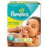 Pampers New Baby - Maat 3 Mid Pack 35 luiers
