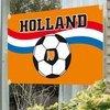 Nederlands Elftal Vlag - Oranje