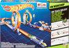 Hot Wheels Dubbele Looping - Racebaan