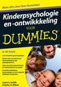 Cover voor - Kinderpsychologie En -Ontwikkeling Voor Dummies