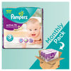Pampers Active Fit - Maat 3 Maandbox 204 st.