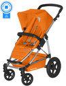 Koelstra Binque Daily - Kinderwagen inclusief Boodschappenmand - Oranje
