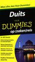 Duits voor dummies op (zaken)reis