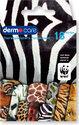 Dermo Care WNF Safari - 18 stuks - Kinderpleister