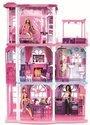 Barbie Roze Droomhuis