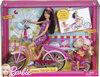 Barbie Zusjes Fiets
