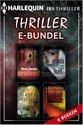 Thriller e-bundel, 4-in-1