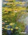 Monet 2015 Buchkalender