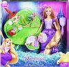 Disney Rapunzel Haarvlecht Speelset