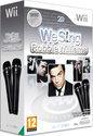 We Sing: Robbie Williams + 2 Microfoons