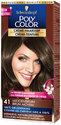 Poly Color Creme Haarverf 41 - Middenbruin - Haarkleuring