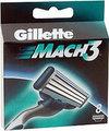 Gilette Mach3 - 8 stuks - Scheermesjes