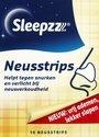 Sleepzz Anti-Snurk - 10 st - Neusstrips