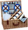 Traditional Picnics Picknickmand Ascot 4p