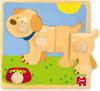 Jumbo - Inlegpuzzel Hond