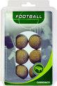 Tafelvoetbal Ballen van Kurk - 6 Stuks
