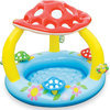 Intex Paddenstoel Baby Opblaasbaar Zwembad - 102x89 cm