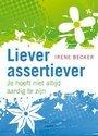 Cover voor - Liever assertiever