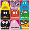 Barbapapa - uitdeelboekjes