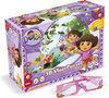 Dora 3D Vloerpuzzel