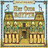 Egyptenaren - oude egypte pop-up bordspelboek
