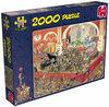 Jan van Haasteren The Opera - Puzzel - 2000 stukjes