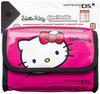 Bigben Hello Kitty Opbergtas Roze DS Lite + DSi + DSi XL + 3DS + 3DS XL