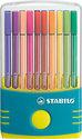 Stabilo Pen 68 Colorparade - Viltstift - Turquoise