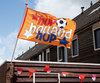 Gevelvlag 'Hup Holland Hup' (90 x 150 cm)