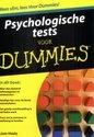 Cover voor - Psychologische tests voor Dummies