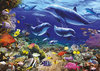 Ravensburger Idylle Onder Water - Puzzel - 1000 stukjes