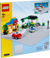 LEGO Bricks & More Grijze Bouwplaat - 628