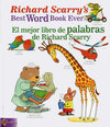 Richard Scarry's Best Word Book Ever/El Mejor Libro De Palabras De Richard Scarry