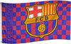 FC Barcelona Vlag - Blauw