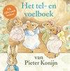 Het tel- en voelboek van Pieter Konijn