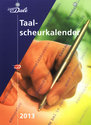 Van Dale Taal scheurkalender  / 2013
