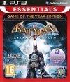 Batman: Arkham Asylum - Game of The Year Edition