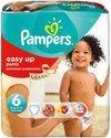 Pampers Baby luier Easy Up maat 6 - 104 stuks