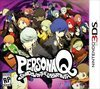 Persona Q, Shadow of the Labyrinth  3DS