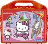 Hello Kitty Blokpuzzel