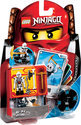 LEGO Ninjago Spinner Bonezai - 2115