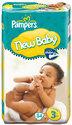 Pampers New Baby - Luiers Maat 3 - Voordeelpak 54st