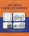 Het grote puzzel- en doeboek voor anderstaligen