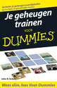 Cover voor - Je Geheugen Trainen Voor Dummies / Pocketeditie