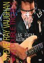 Stevie Ray Vaughan - Live From Austin Texas + CD Live At The Carnegie Hall