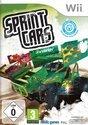 Sprint Cars + Steering Wheel
