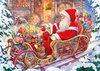 Schmidt Puzzel: Kersttafereel